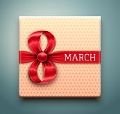 Gift For 8 March