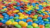 Colorful Chocolate Candy