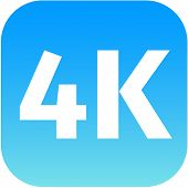 4K Ultra Hd Tv Icon