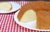Plain Pound Cake, Bundt Style
