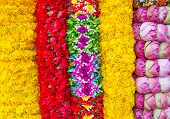 Flower Garlands for Hindu Religious Ceremony