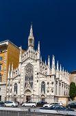 Chiesa Del Sacro Cuore Del Suffragio In Rome, Italy