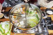 Women Prepared Japanese Food