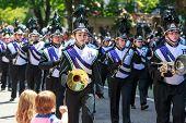 Portland Grand Floral Parade 2014