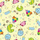 Children stuff pattern