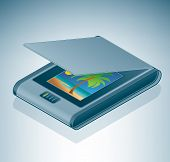 Flatable Photo Scanner
