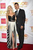 LOS ANGELES - DEC 7:  Candice Accola, Joe King at the
