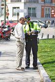 Madrid - Police