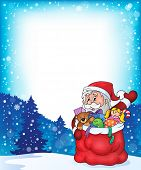 Christmas outdoor topic 2 - eps10 vector illustration.
