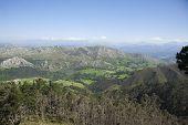 Landscape In Asturias