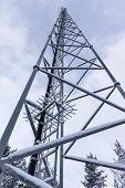 Radio Transmitting Tower