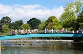 Bridge over River Wye, Bakewell.