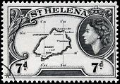 Saint Helena Map