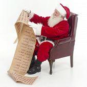 Lista de lecturas de la Santa