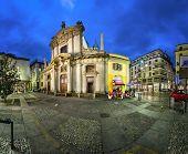 pic of torino  - Saint George Church  - JPG