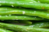 pic of sauteed  - garlic fried green beans garden fresh and sauteed - JPG