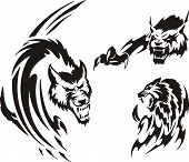 Tribal predators.
