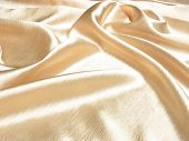 soft gold satin background