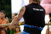 World strong nation 2006 USA team - tug of war