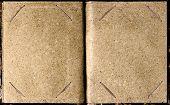 Antiguo fondo de fotografía álbum papel textura
