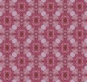 tile pattern in pinks created with PSP