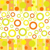Funky fall color designs