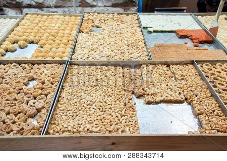 Cashew Nuts And Turkish Delights