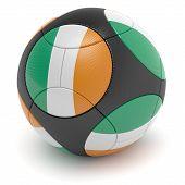 Irish Soccer Ball