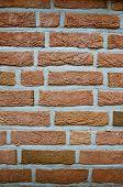 Close-up Of A Brick Wall