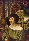 Ambrosius Holbein (1497 - 1543)