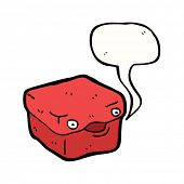 praten lunchbox cartoon