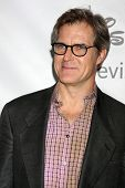 LOS ANGELES - JAN 10:  Henry Czerny arrives at the ABC TCA Party Winter 2012 at Langham Huntington H