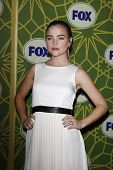 LOS ANGELES - JAN 8:  Maddie Hasson at the FOX All Star Winter TCA Party at Castle Green on January 8, 2012 in Pasadena, California.