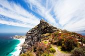 stock photo of south-western  - cape point - JPG