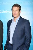 LOS ANGELES - JAN 6:  Mark Valley arrives at the NBC Universal All-Star Winter TCA Party at The Athe