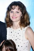LOS ANGELES - JAN 6:  Sarah Ramos arrives at the NBC Universal All-Star Winter TCA Party at The Athe