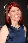LOS ANGELES - JAN 14:  Kate Flannery arrives at  the BAFTA Award Season Tea Party 2012 at Four Seaon