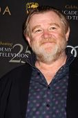 LOS ANGELES - JAN 14:  Brendan Gleeson arrives at  the BAFTA Award Season Tea Party 2012 at Four Sea