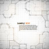 foto of interior sketch  - Architectural background - JPG