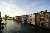 View of Venice on Grand canal