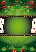 play it again. A poster for a casino. Are you ready for the world poker tour !!!