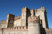 Castillo medieval en España