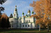 Samsonovskja Church