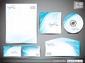 Professional corporate identity kit or business kit for your business includes CD Cover, Business Ca
