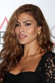 LOS ANGELES - NOV 3:  Eva Mendes arrives at the AFI Film Festival 2012