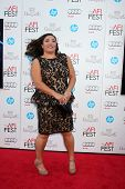 LOS ANGELES - NOV 4:  Jo Frost arrives at the AFI Film Festival 2012