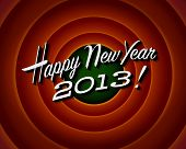 Movie ending screen - Happy New Year 2013 - JPG Version