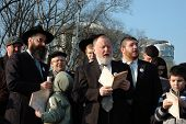 Jewish Community Is Blessing The Sun In Odessa