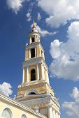 Belltower Of Church Of Ioann Bogoslov