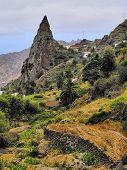Hermigua On Gomera